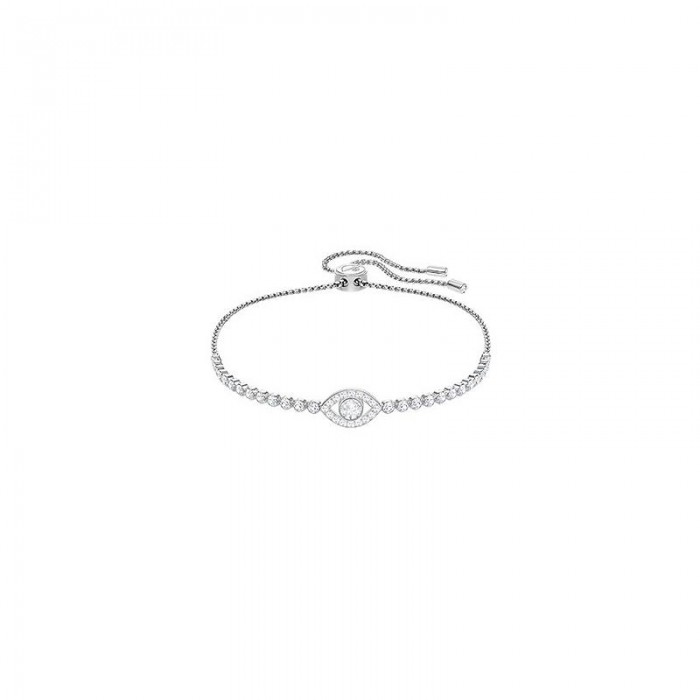 SUBTLE:PULSERA EVIL EYE CZWH/CRY/RHS M