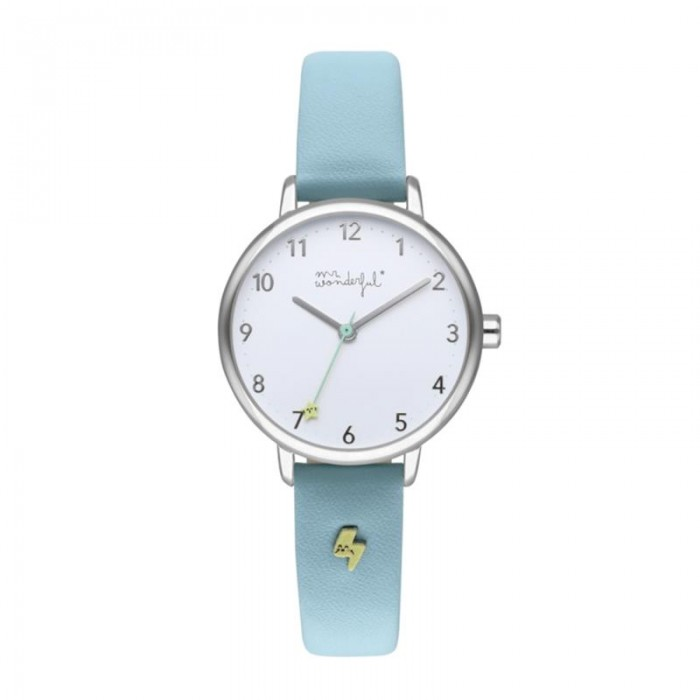 Reloj Mr Wonderful Mujer Fun Oclock Verde WR75200